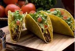 Taco Bar: $10.25/person