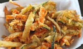 Assorted Fried Veggies