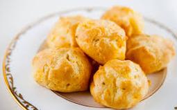 Cheddar Puffs